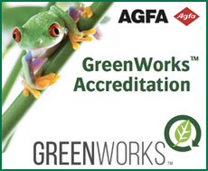 AGFA Greenworks Certification