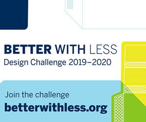 Better with Less – Design Challenge by Metsä Board