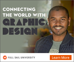 Full Sail - Connecting the World with Graphic Design