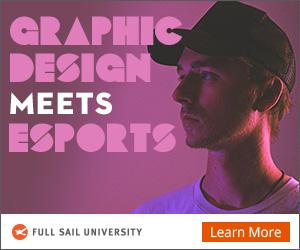 Full Sail - Graphic Design Meets Esports