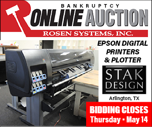 Rosen Systems Upcoming Auctions