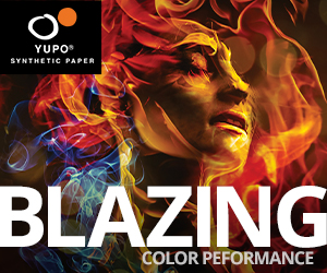 YUPO - Blazing Color Performance