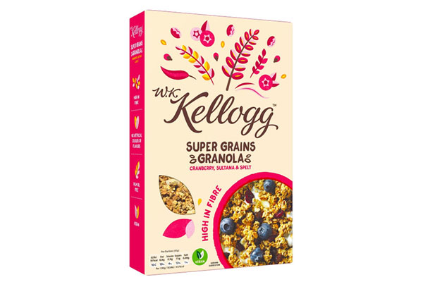 Vegan and Organic Cereals