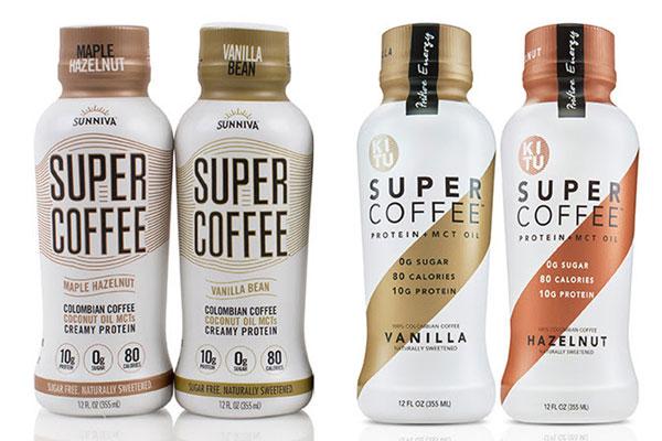 Tigre Caffeinates Super Coffee Branding