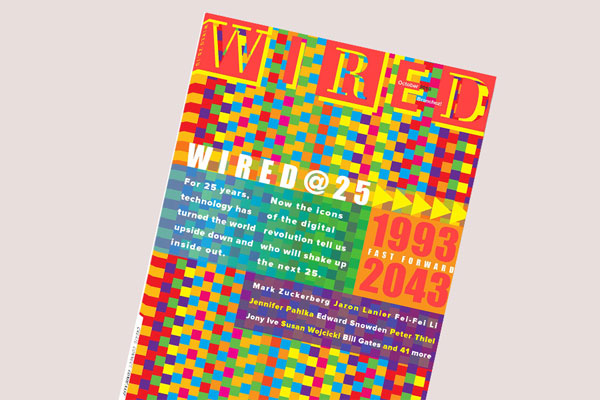 Wired Anniversary Cover Bridges Print and Screen
