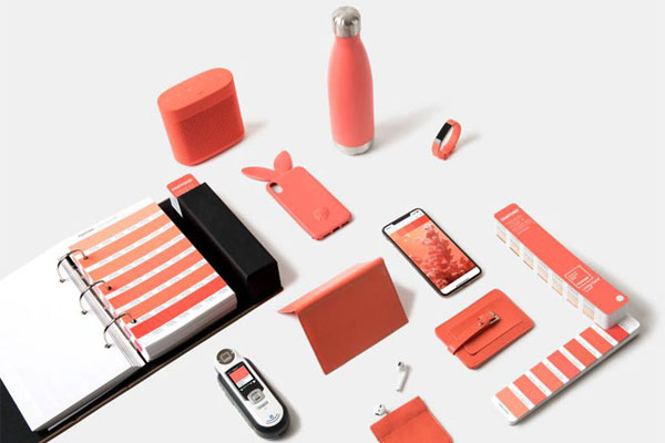 Living Coral Is Pantone Color of Year