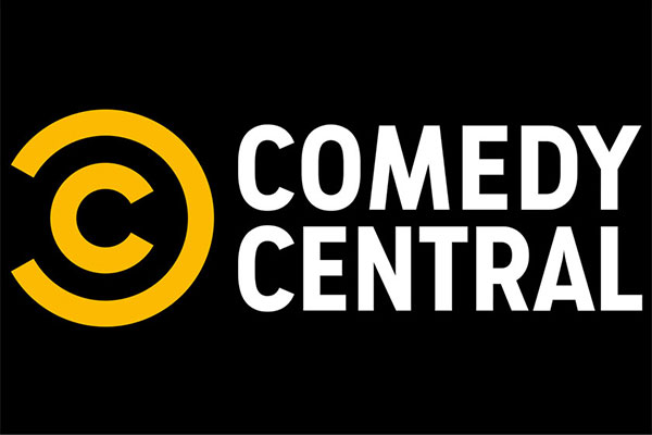 Custom Typeface Drives Comedy Central Branding