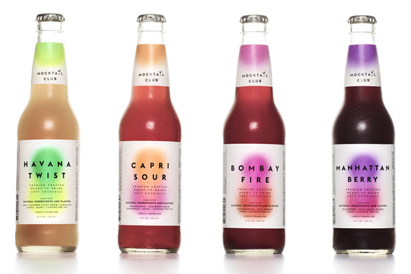 Design Army Rebrands Mocktail Club