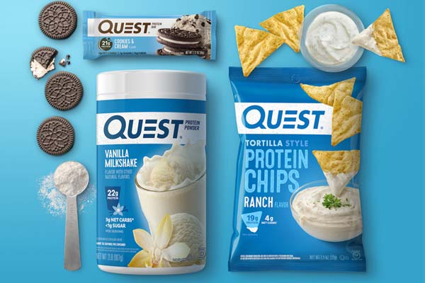 Chase Design Group Helps Quest Nutrition Grow
