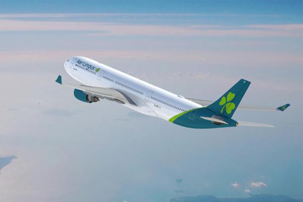 Lippincott Pilots Aer Lingus Brand Refresh