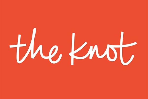 Pentagram Rebrands The Knot Wedding Website