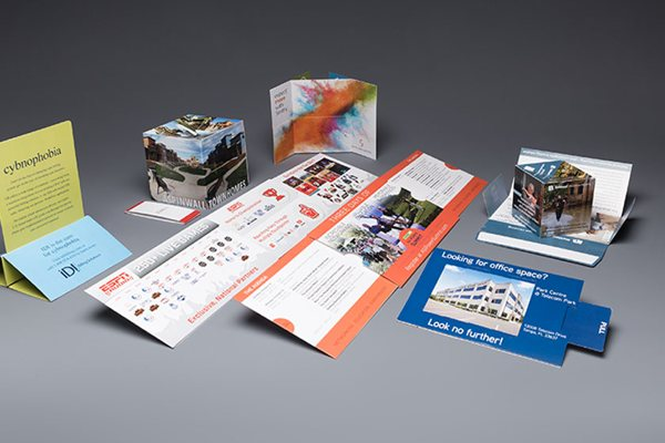 Dimensional Direct Mail Templates