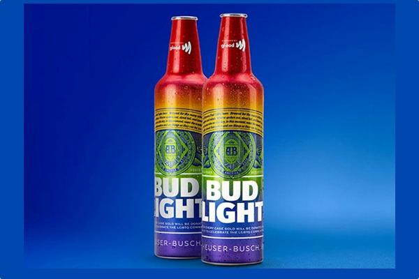 Bud Light Toasts World Pride Month