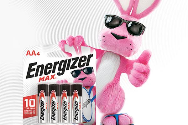 Energizer Bunny A Hero To DDW