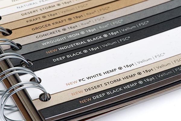 Neenah Packaging Adds Hemp Fiber Papers