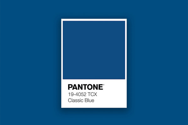 Classic Blue Is 2020 Pantone Color of Year