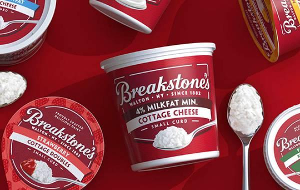 Breakstone Branding Plays On Heritage