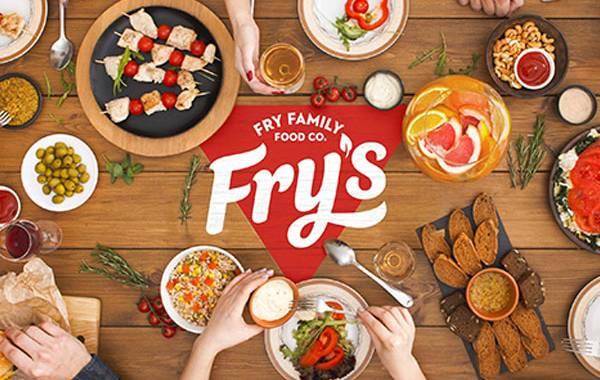 Fry Family Values Inspire Brand
