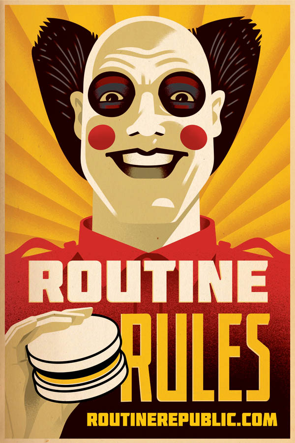 ROUTINE RULES-36a