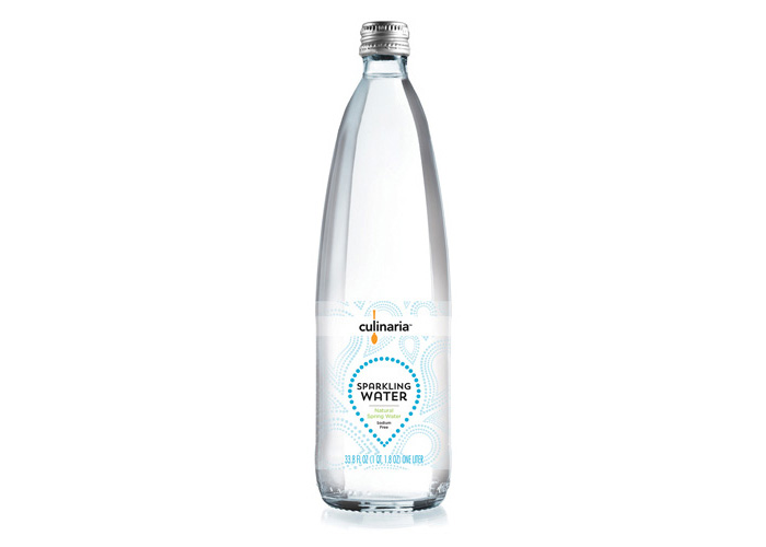 Culinaria Water by Galileo Global Branding Group