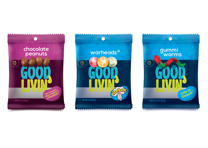 Good Livin' Candied Nuts by Galileo Global Branding Group
