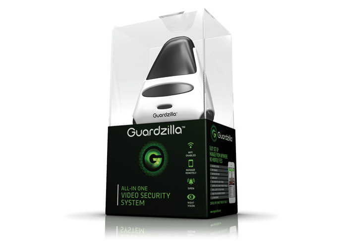 Guardzilla® All-In-One Security System by Brian Schultz Design