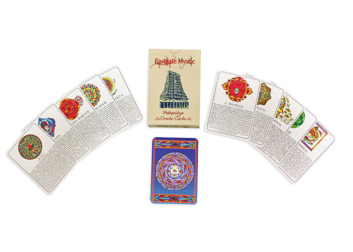 Mahavidya Oracle Cards by Pixels Graphic Design