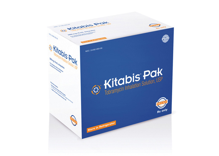 Kitabis Pak by PARI Respiratory Equipment