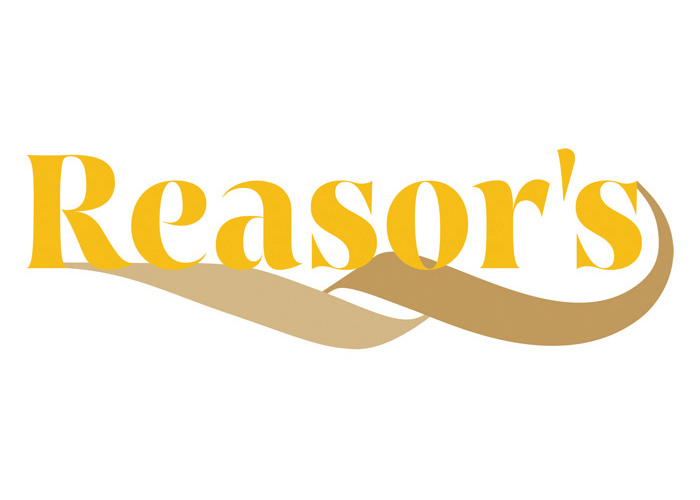 Reasor's Logo by Shook Kelley