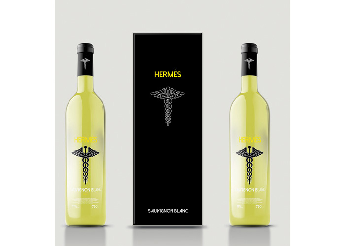 Hermés Sauvignon Blanc by BlkMrkt. Cr8tiv Labs