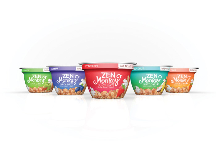 Zen Monkey Yogurt