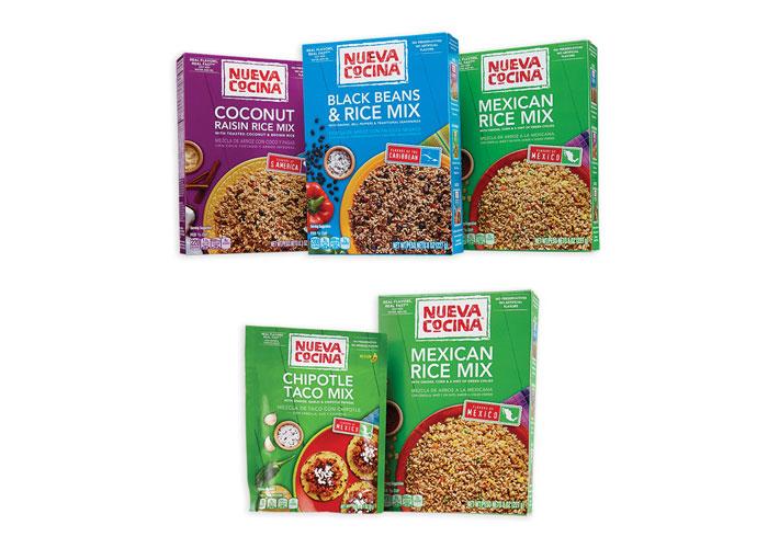 Nueva Cocina Packaging