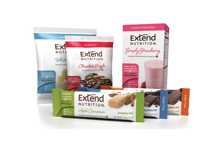 Nutrition Snacks Get A Fresh New Look by Enrich Creative