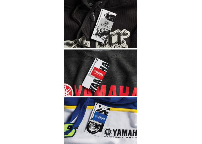 Yamaha Hangtags