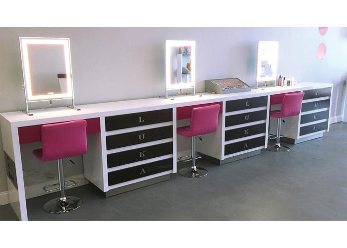 Luka Retail Kiosk Design & Production