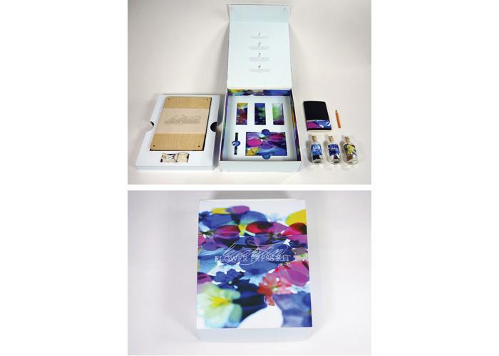 Le Jardin Flower Press Kit