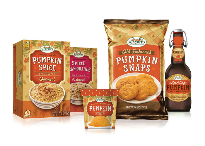 Sprouts Fall Lineup