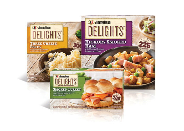 Jimmy Dean Delights Packaging by Design Resource Center