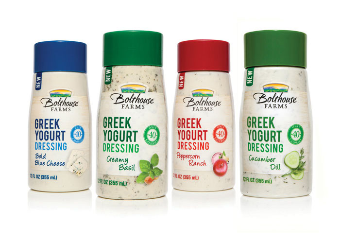 Greek Yogurt Dressing by Little Big Brands