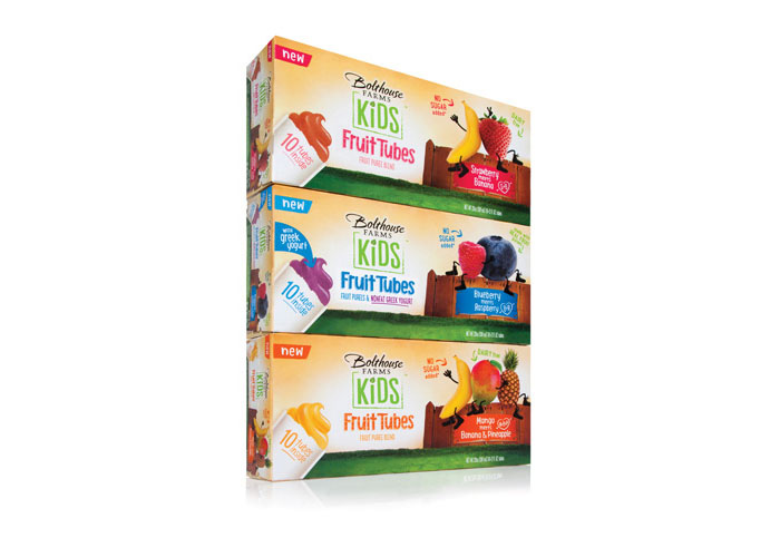 Bolthouse Farms Kids, Tubes by Little Big Brands