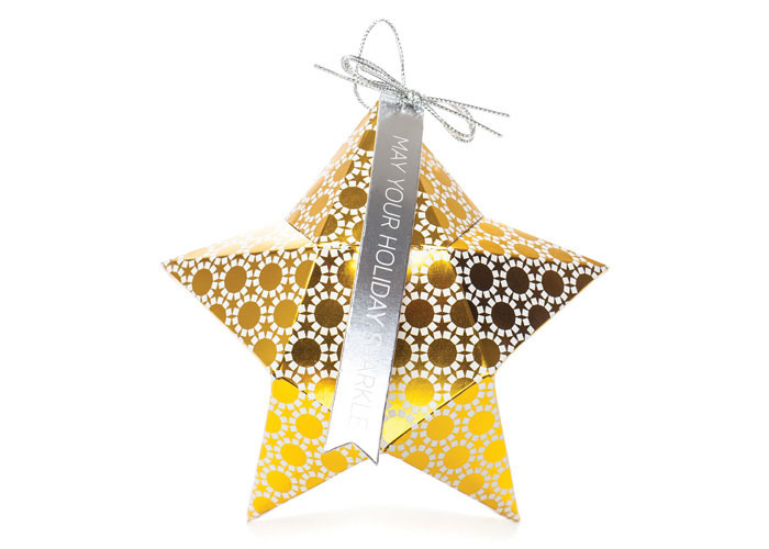 Specialty Gift Card Holder: Star Box by Seastone
