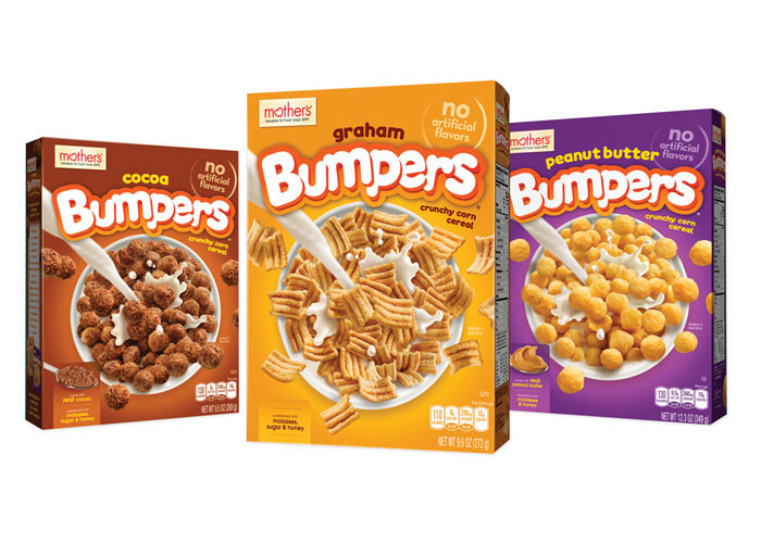 Mother's Bumpers Cereal