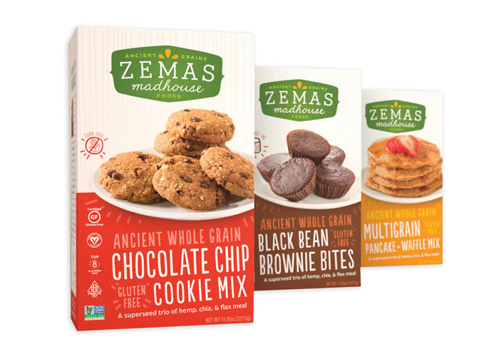 Zemas Madhouse Foods Mixes by Webb deVlam