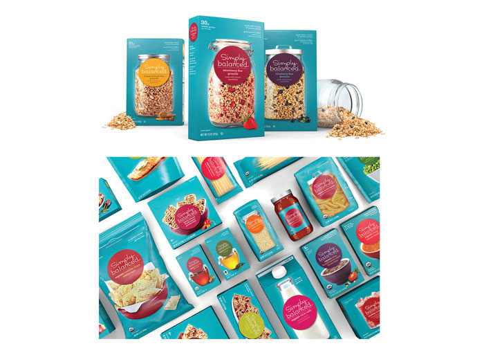 Simply Balanced Packaging and Branding  by Pearlfisher
