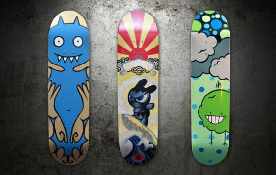 Skate Deck 3
