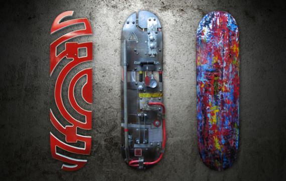 Skate Deck 4