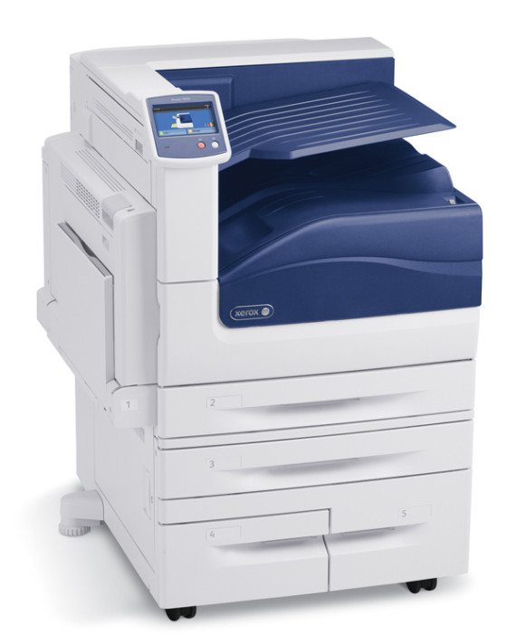 Xerox Phaser 7800 color laser printer