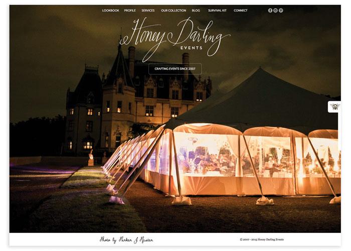 Event Planning Website