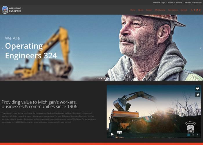 New Website Design