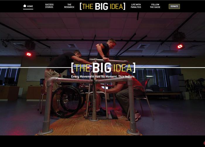 The Big Idea - Epidural Stimulation Research for SCI